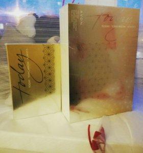 Подарочный набор парфюм Today Avon