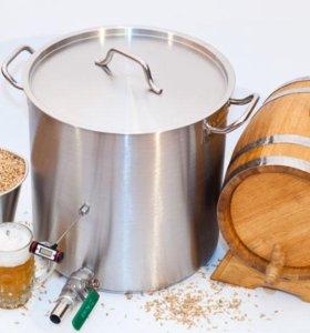 Оборудование для пивоварения и виноделия