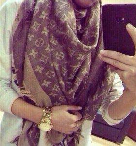Новый шарф Louis Vuitton