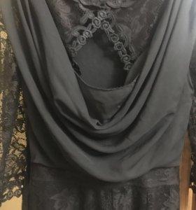 Платье в пол Турция