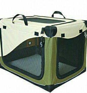 Выставочная палатка для собак. Дом тент Triol