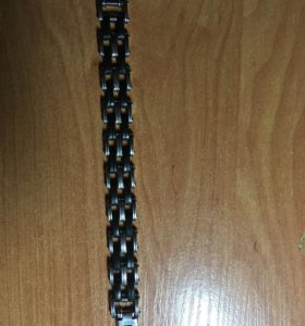 Серебряная цепочка мужская