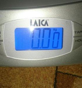 Электронные весы для новорожденных LAICA PS3003