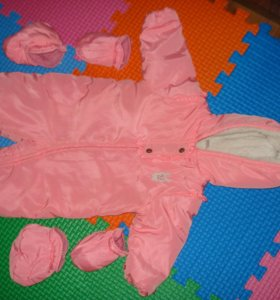 Демисезонный костюмчик для девочки