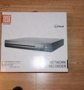 Сетевой видеорегистратор 16 каналов до 16 IP камер
