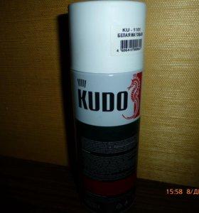 KUDO эмаль алкидная универсальная KU-1101 аэрозоль