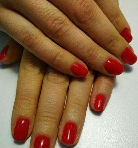 Маникюр, укрепление ногтей