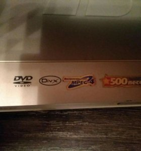 DVD плеер BBK/караоке
