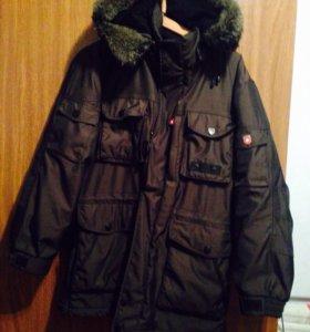 Куртка - аляска