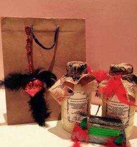 Подарочные наборы по уходу за телом и волосами