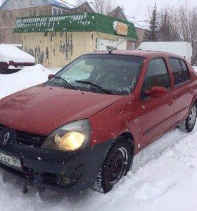 Продам Renault simbol 1.4 бензин механика