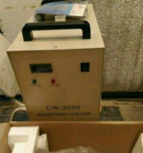 Чиллер CW-3000 охладитель