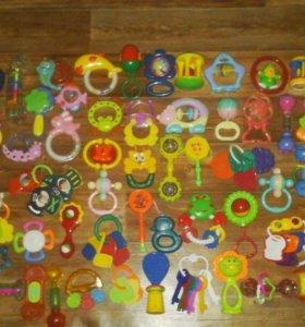 Игрушки от 0 до 3 лет