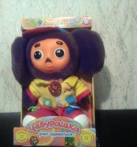 Интерактивная игрушка Чебурашка.