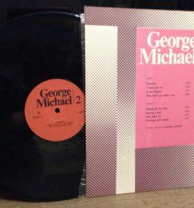 George Michael 1, 2 Виниловая пластинка