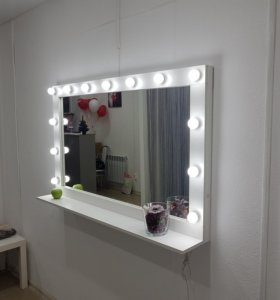 Гримерное зеркало визажиста