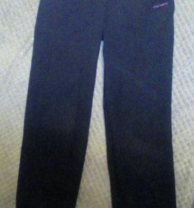 Продам утепленные спортивные брюки Демикс