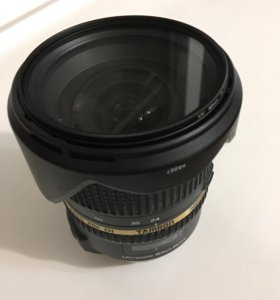 Tamron 24-70 диафрагма F/2.8 DI VC USD Canon EF