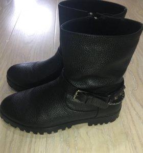 Ботиночки зимние,тёплые