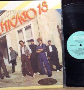Chicago 18 Виниловая пластинка