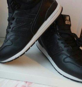 New Balance.Зимние мужские ботинки
