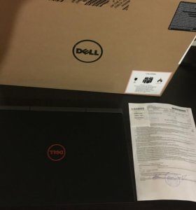Dell 7567 i7 7700HQ 1050ti 4gb 16gb ram ssd128+1Tb