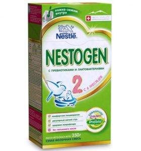 молочная смесь NESTOGEN 2