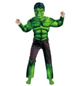 Костюм Халка с мускулатурой, Hulk