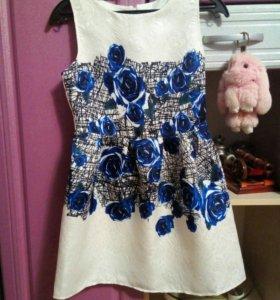 Новое платье. Торг