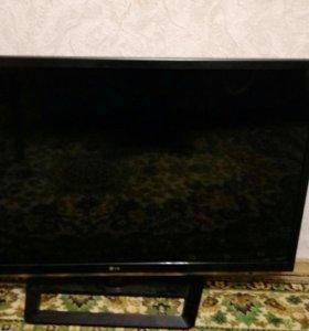 """Телевизор LG 3D sinema 42"""" на запчасти"""