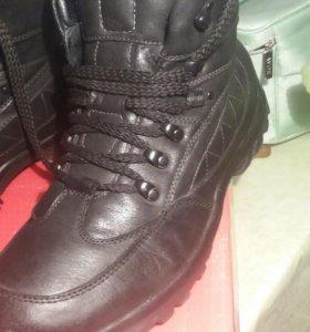 мужские ботинки р.43