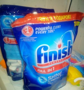 Finish ALL in 1 капсулы 75 штук