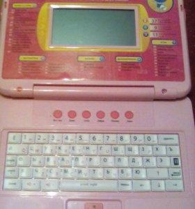 Развевающейся детский компьютер