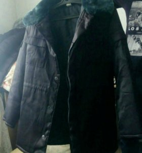 Куртка -телогрейка