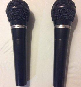 Микрофоны (Обмен)