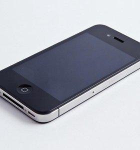 iPhone 4 S BLEK 32gb