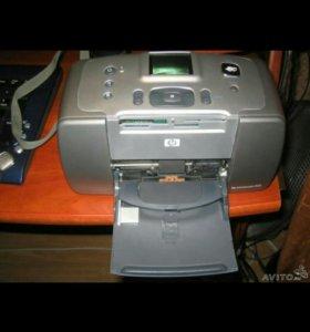 Фотопринтер Hewlett Packard Photosmart и 245