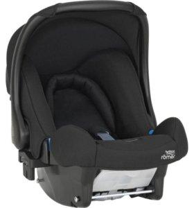 Автокресло Britax Römer Baby-Safe 0+( 0-12мес)