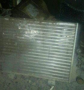 Радиатор охлождения,классика