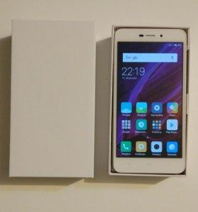 Новый Xiaomi Redmi 4A (16 gb, gold)