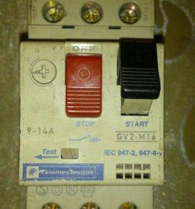 Автоматические выключатели GV2