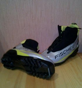 Лыжные ботинки Fisher XJ sprint