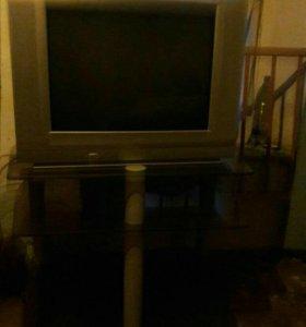 Телевизор и Подставка