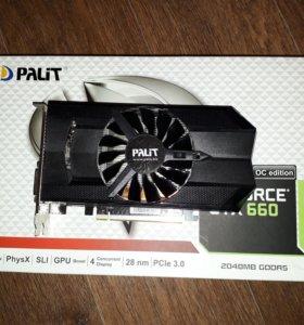 Palit gtx660 oc 2gb
