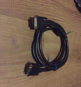 DVI Dual link и обычный dvi