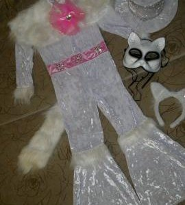 "Продам костюм ""кошка"" на 6-8 лет"