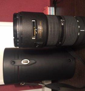 Продам объектив Nikon 80-200/2,8
