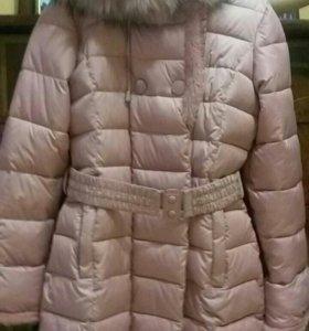Детская зимняя куртка фирмы KIKO.