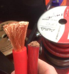 Силовой медный кабель 0 га