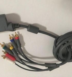 Видео кабели Xbox 360